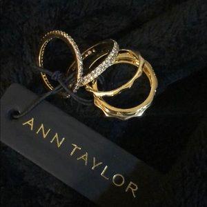 Ann Taylor Rings
